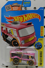 CHILL MILL PINK CITY WORKS 6 MILK 2016 16 171 HW HOT WHEELS