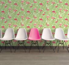Tapete Flamingo Rosa Grün / A.S. Creation Club Tropicana 35980-2 /EUR 3,19/qm