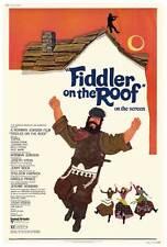 FIDDLER ON THE ROOF Movie MINI Promo POSTER Luke Aikman Bea Guard Neil Pearson