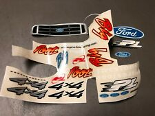 Proline Ford Truck Body Decals 1/10