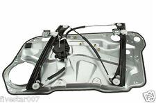 VDO Front LEFT door Power Window Regulator No Motor for Volkswagen Jetta Golf