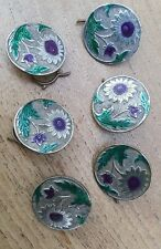 More details for genuine deccan buttons - set of 6