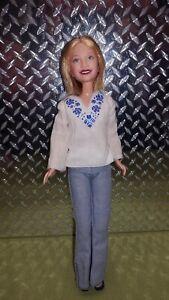 """2001 Mattel Mary Kate Olsen Super Spa Day Doll    Full House 10"""" doll"""