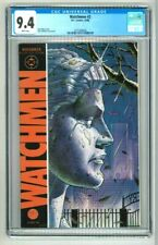 Watchmen #2 CGC (CGC 9.4 NM)  Alan Moore DC Comics 1986