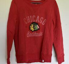 Chicago Blackhawks Crewneck Sweatshirt M Medium