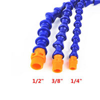 Differ Size Adjustable Lathe Cooling Pipe Water Oil Cooling Pipe Hose Plastic US