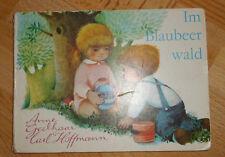 DDR Pappbuch - Im Blaubeerwald Anne Geelhaar Carl Hoffmann