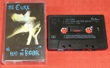 THE CURE - UK CASSETTE TAPE - THE HEAD ON THE DOOR