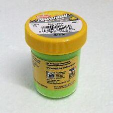 Berkley PowerBait Dough Natural Scent Garlic Yellow