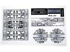 CUSTOM PRECUT STICKERS for LEGO 10019 Rebel blockade runner, Star Wars toys,Etc
