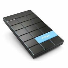 """SSK USB 3.0 2.5"""" SATA HDD SDD Mini Hard Drive External Docking Station Enclosure"""