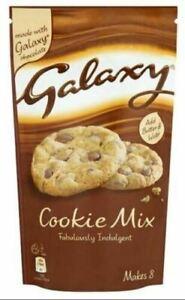 Galaxy Chocolate Cookie Mix 180g BRAND NEW SHIPS WORLDWIDE