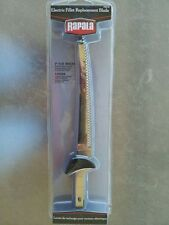 "Rapala 7 1/2"" Electric Knife Fillet Replacement Blades  #PGEFB7"