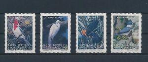 LO55896 Argentina 1993 animals fauna flora birds fine lot MNH