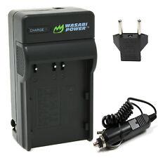 Wasabi Power Battery Charger for Nikon EN-EL3, EN-EL3a, EN-EL3e, MH-18, MH-18a