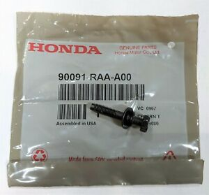 90091RAAA00 Acura OEM Air Cleaner Housing Hold Down Bolt