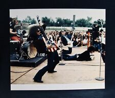 THE MC5~Rare Artist Signed 8x10 Photograph By LENI SINCLAIR~Michigan Rock