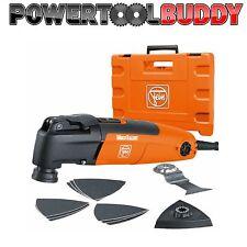 FEIN STARLOCK Multi talento Multimaster Tool Kit + Hoja FMT 250 QSL 240 V