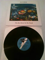 MAX EIDER - THE BEST KISSER IN THE WORLD LP MINT / UNPLAYED!!! VINYL JAPAN ASKLP