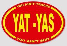 3 X 4.5 UNITED STATES MARINE CORPS USMC YAT - YAS YOU AIN'T TRACKS...
