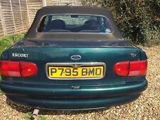 Ford escort 1.8i ghia cabriolet 1996