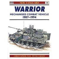 WARRIOR MECHANISED COMBAT VEHICLE 1987-1994 (NVG Nr. 10) Osprey New Vanguard
