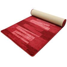 Vienna rot Läufer / Teppich 100x400 cm