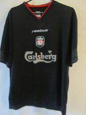 Liverpool Training Reebok Leisure Supporters Football Shirt Size medium /11171