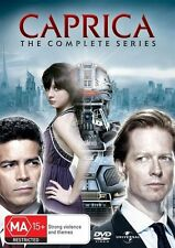 Caprica - The Complete Series 6 DVD Set