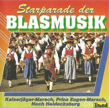 STARPARADE DER BLASMUSIK / VARIOUS ARTISTS / CD / NEUWERTIG