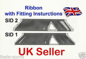 NEW LCD RIBBON CABLE FOR SAAB SID1 SID2 DISPLAY Missing Dead Pixel Repair