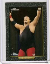 WWE HERITAGEII CHROME TRADING CARD JERRY LAWLER SPECIAL