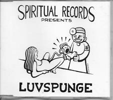 LUVSPUNGE - Do you feel what i'm feeling? CDM 4TR House 1993 (Spiritual Records)