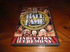 WWE Hall of Fame 2004 DVD - 2 Disc Set - Junkyard Dog Tito Santana Hammer