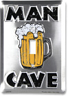 Man Cave Switch Plate Light Switch Cover BEER FAST USA SHIPPING