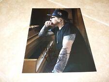 Matt Sorum GNR Guns Roses Cult Autographed Signed 11x14 Photo PSA Guaranteed #3