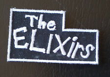 The Elixirs Jacket Patch Rockabilly Psychobilly Outlaw Country Rare Midwest