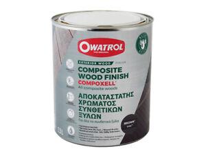 Owatrol Compo Care Composite Decking Reviver 2.5L Revive Exterior Wood Deck