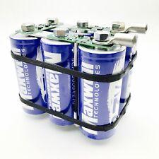 Brand New.Super Capacitors Set.16.2v 500f Maxwell New Stock Arriving 3 Weeks Del