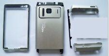Housing case fascia facia cover faceplate for Nokia N8 Silver N 8 -000