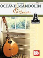 GUIDE TO OCTAVE MANDOLIN & BOUZOUKI BOOK NEW