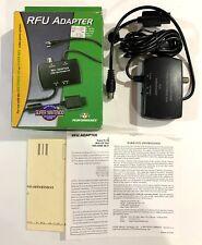 Nintendo 64 RFU Adapter N64 Complete In Box