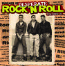 JUST OUT-DESPERATE ROCK & ROLL VOL 23 - LIMITED ED. FLAME LP