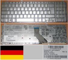 Tastiera Qwertz Tedesca HP DV6T DV6-1000 UT3 9J.N0Y82.20G AEUT3G00010 Grigio