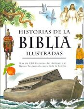 Historias de la biblia ilustradas (Spanish Edition) (Spanish) Hardcover