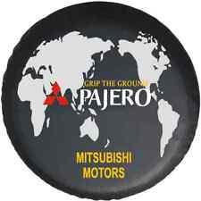 "For Mitsubishi Pajero world map Spare Wheel Tire Cover Fit NEW Size 30-31"""