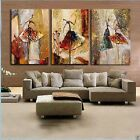 Ballet Dancer Art Home Decoration Hand-painted On Canvas Print Painting Oil Wall