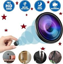 Wireless Hidden WiFi Camera HD 1080P USB Night Vision & Motion