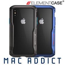 Element Case Vapor-S MIL-SPEC Aluminium Rugged Bumper Case For iPhone XS / X