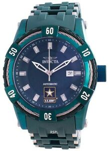 Montre pour homme Invicta US Army Automatic Green Dial 34231 100M